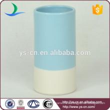YSb50044-01-t Bambus-Design Steinzeug Bad Tumbler Produkte