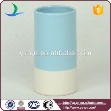 YSb50044-01-t Bamboo design stoneware bath tumbler products