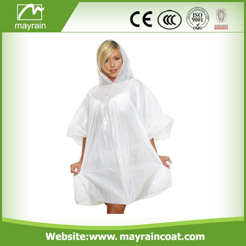 Adult PE Poncho in Ball