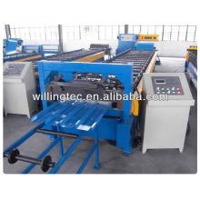 Automatische Wandtafel-Umformmaschine