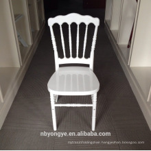 High quality French style plastic resin napoleon chair