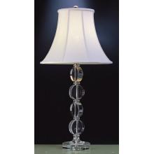 Elegance lâmpada de mesa de cabeceira de cristal com sombra (TL1212)