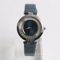 luxury ladies watch water resistant thin case part, watch supplier Shenzhen factory