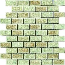 Round Ceramic Mosaic Tile in Foshan (AJLB-525205)
