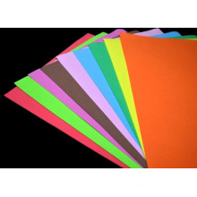 Comumente usado esteira de colorido da espuma de EVA de tamanho A4