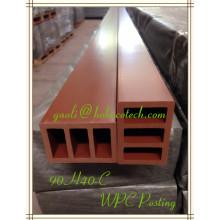 Gazebo Pergola Accessories Wood Plastic Compuesto WPC Beam