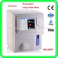 MSLAB07A hematology analyzer/blood test machine/hematology analyzer price