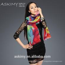 2015 projeta lenço chinês