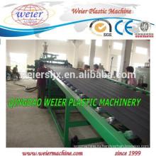 высокая производительность линии PP PE пластиковый лист делая машины экструдера