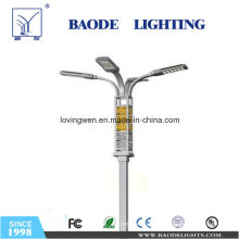 Lighting Pole with Galvanized Steel Arm Pole