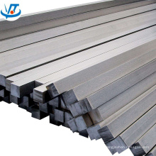 14x14mm cold drawn stainless steel square rod HL finish
