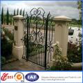 Portes d'entrée décoratives simples de haute qualité
