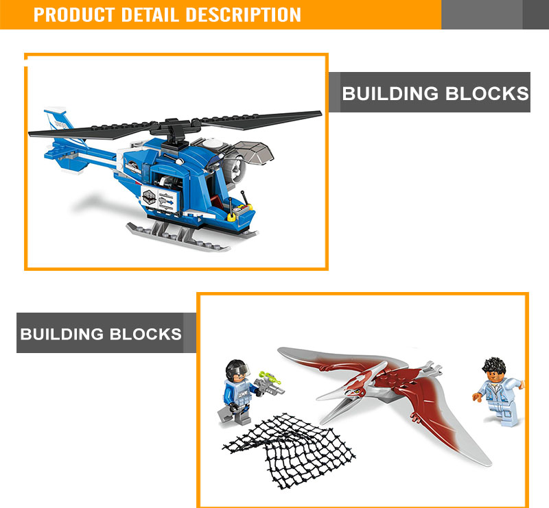 High Quality Kids Building Enlighten Brick Toy