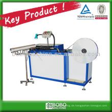 Spiral flexible Aluminium-Kanal-Maschine