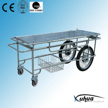 Stainless Steel Hospital Medical Patient Transfer Stretcher (G-4)