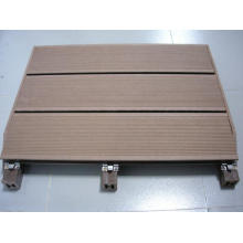 Piso de cubierta impermeable de WPC del fabricante profesional