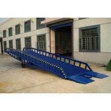 Mobile Hydraulic Loading Dock Ramp for Container