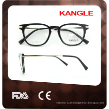 2017 conception spéciale et de qualité supérieure combinaison optique montures de lunettes eyeglassses
