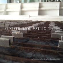 Matrix Tech Diamond Segment for Gang Saw for Marble