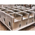 Steel Structure Components Galvanized or Painted Container Corner
