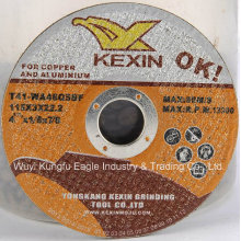 Super Thin Cutting Disc for Copper and Aluminium (T41WA)