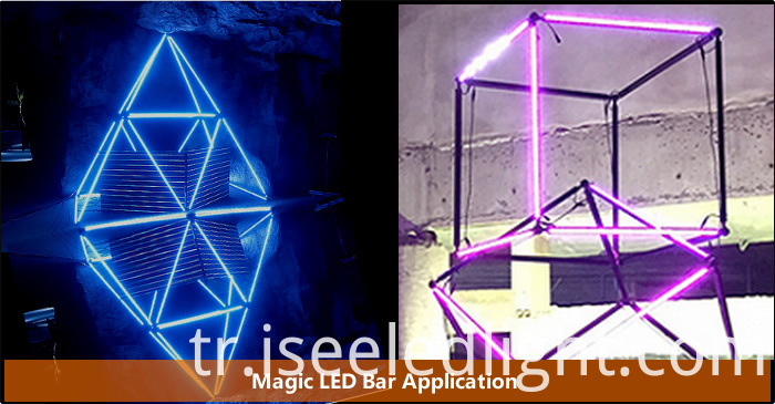 Magic LED bar 08