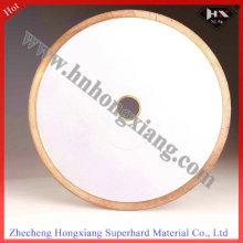 Disco de corte de diamante sinterizado para corte de vidro