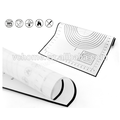 Easy to use FDA certified 2015 New products alibaba sales non stick silicone baking mat