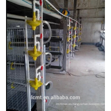 Válvula reguladora de la presión de la línea de agua para pollo de ganado