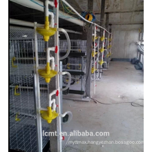 Water line pressure regulating valve for livestock chicken