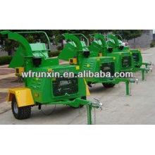 Trituradora de madera RXDWC-22 aprobada por la CE con precio económico