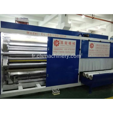 PE High Speed ​​Plastic Film Plant