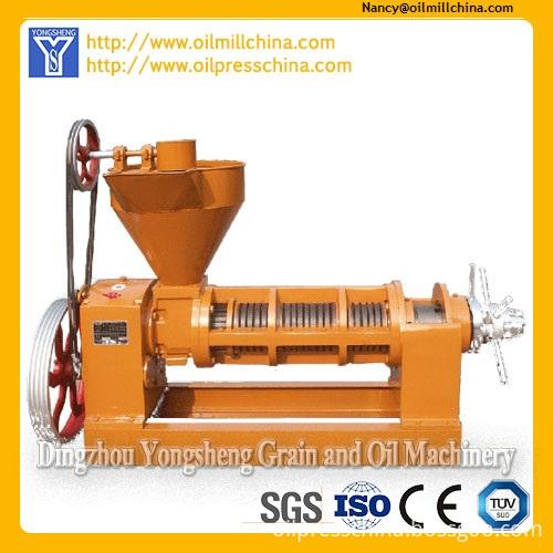oil press machine YS160