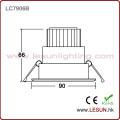 Corte o teto Recessed COB Downlight do furo 75mm 6W LC7906b