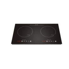 3600W 110 120V ETL Certification 2 Burning Induction Cooker