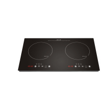 Kitchen Appliance 110V ETL 2 Cooking Zone Induction Burner