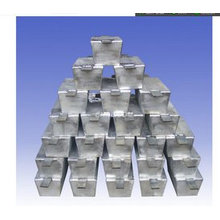 Aluminium Ingot Pure 99,7% Fabrik Preis