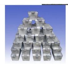 Lingote de alumínio puro 99.7% Preço de fábrica