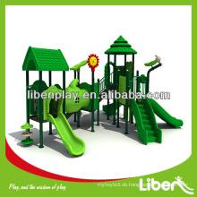 Woods Series Kinder im Freien Spielplatz Ausrüstung für Spaß LE.SL.009
