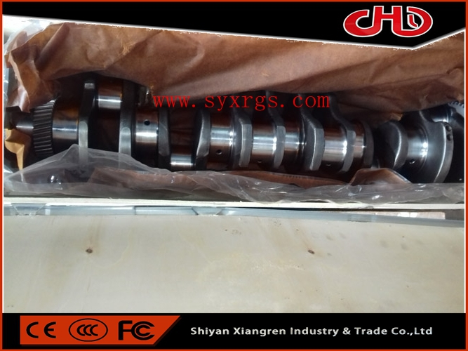 CUMMINS QSC ISC crankshaft 3965008