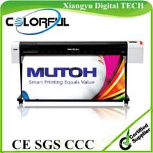 High Precision and Speed Printing Machinery with Winding Machine (Mutoh RJ-900X)