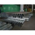 400g de acero galvanizado UL lucha contra incendios tubería de acero