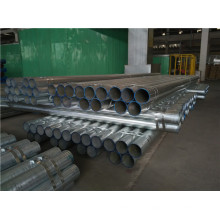 Tubos de acero UL FM del extremo del surco de Weifang