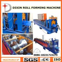 Dx rodillo de nudillos de metal que forma la máquina