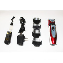 Новейшие беспроводные Триммер электрический аккумуляторная машинки для стрижки волос