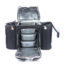 Wholesale Cheap Custom Gym Cooler Bag 6 Pack Fitness Lunch Ice Cooler Bag