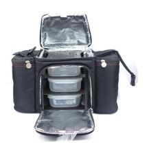 Venda Por Atacado barata Custom Cooler Bag 6 Pack Fitness Lunch Ice Cooler Bag