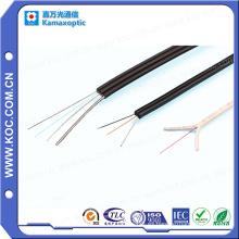FTTX Cable de salida de fibra óptica 1/2/4 Núcleo
