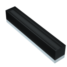 20w 2ft led low profile light for office
