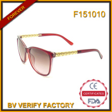 F151010 Top Sell Brand Name Women Sunglasses